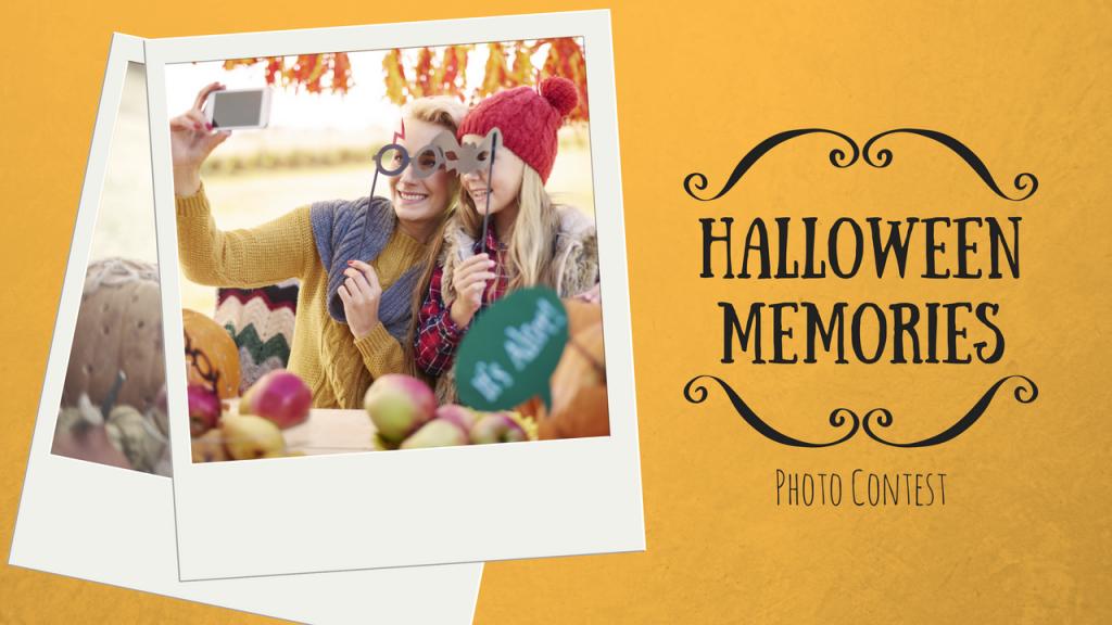 halloween memories photo contest
