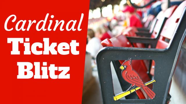 Cardinal ticket blitz
