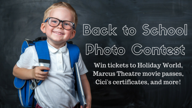 Back to School Photo Contest