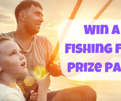 Win A Fishing Fun Prize Pack