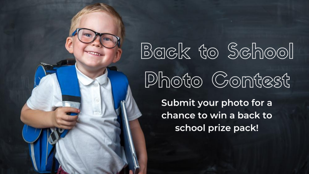 Back to School Photo Contest 2020