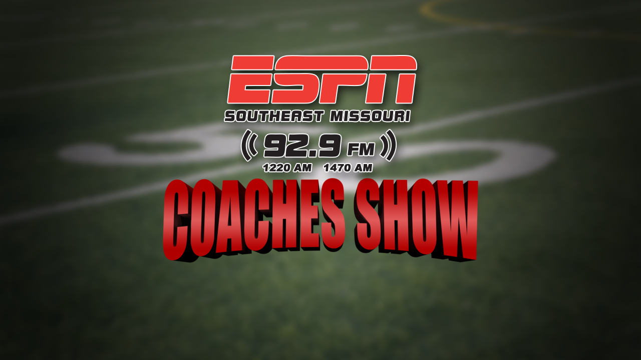 Southeast Missouri State university Redhawks Coaches Show