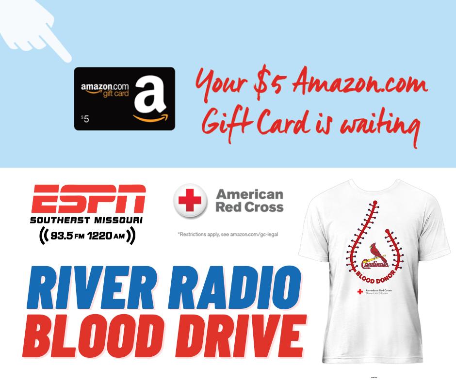 River radio blood drive (1)